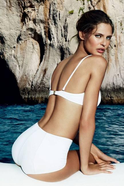 Несколько фотосессий модели Бьянки Балти