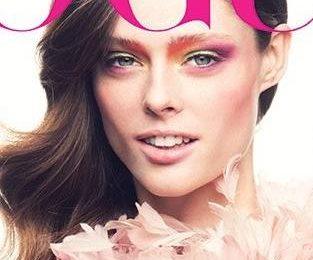 Коко Роша на обложке Vogue Таиланд