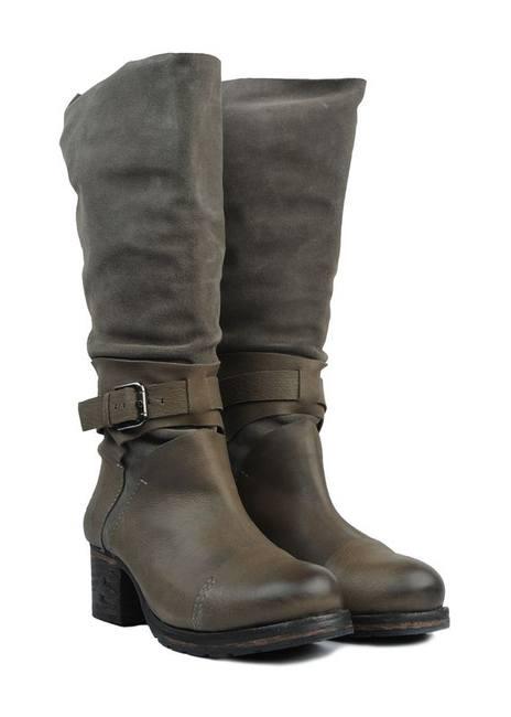 Самая модная одная обувь прошедшей зимы
