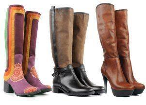 Самая модная обувь прошедшей зимы