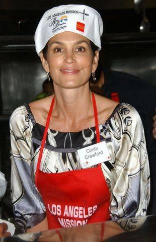 Синди Кроуфорд и пластическая хирургия