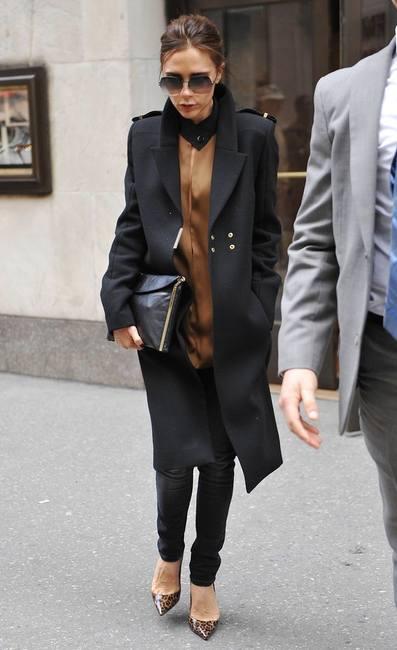Кася Струсс является любимой моделью Виктории Бэкхем