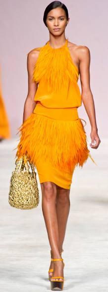 Тенденции модной одежды на весну и лето 2013