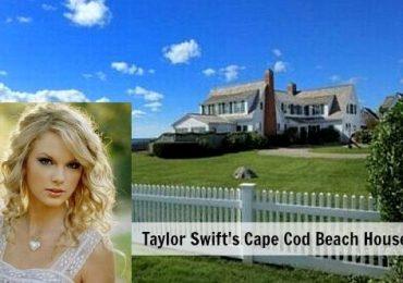 Дом, в котором живет Тейлор Свифт