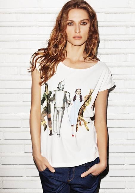 Новая коллекция футболок Reporter