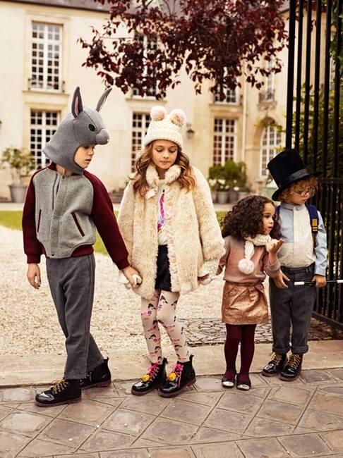 Удивительная детская коллекция H&M для ЮНИСЕФ