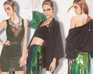 Bershka коллекция платьев на лето этого сезона
