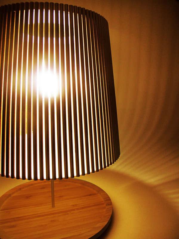 Алхимическая лампа создает иллюзию
