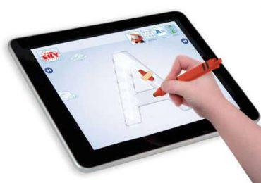 Сенсорный экран для детских игр