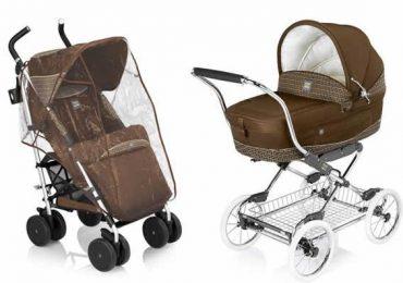 Роскошные детские коляски Fendi Inglesina
