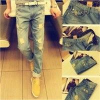Выбираем мужские джинсы