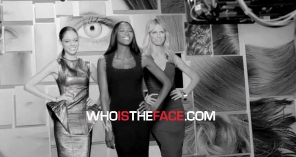 The Face - новая программа ищет моделей