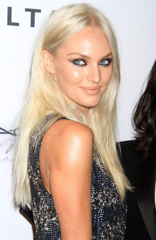 Кэндис Свейнпол для Victoria `s Secret