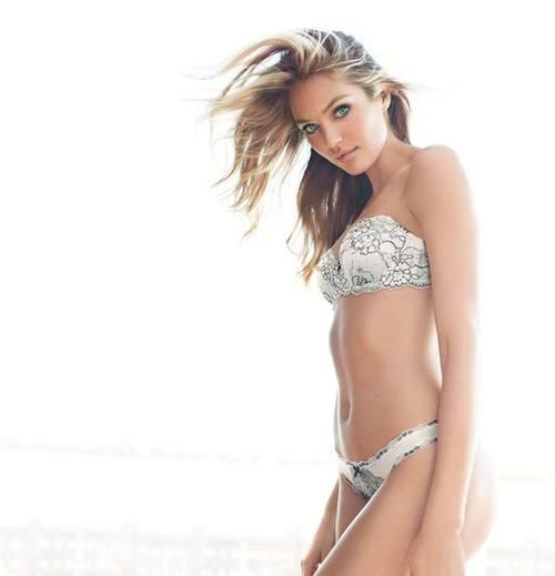 Женское нижнее белье из нового каталога Victoria's Secret