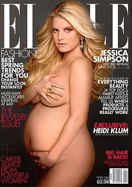 Это самая смелая обложка Elle?