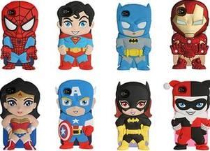 Чехлы для iPhone в виде супергероев