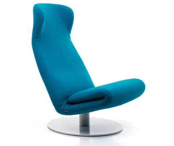 Минималистский дизайн кресла для спокойного отдыха