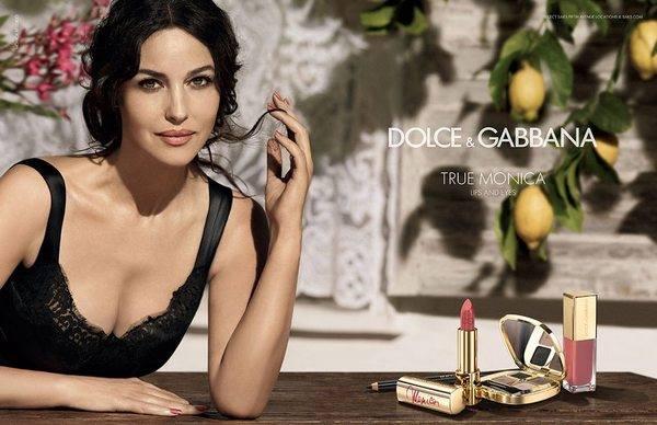 Моника Беллуччи снова для Dolce & Gabbana