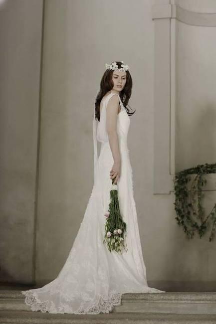 Alberta Ferretti свадебные платья 2014