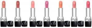 Яркие краски осени от Dior