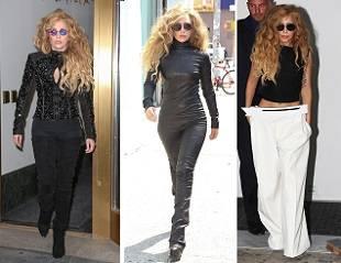 Еще три необычных наряда Леди Гага