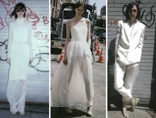 Свадебные платья Houghton на весну