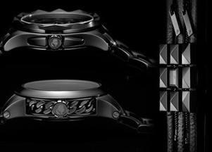 Роскошные часы от Карла Лагерфельда