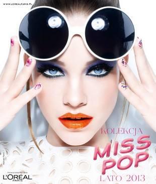 Следуй за тредом и будь Miss Pop с L'Oréal Paris!