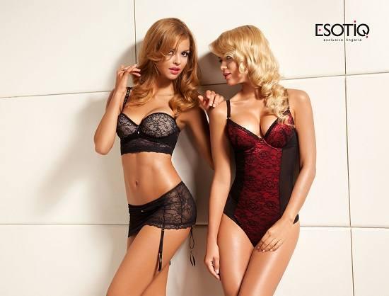 Esotiq - новая линия сексуального нижнего белья