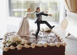 Хотите на свадьбу трехярусный свадебный торт?