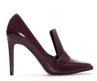 Zara — обзор обуви на осень
