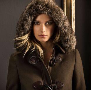 Верхняя одежда на холода от Massimo Dutti
