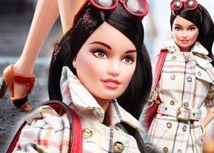 Кампания Coach с Барби в главной роли!