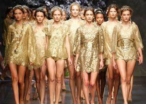 Dolce&Gabbana — коллекция весна-лето будущего сезона