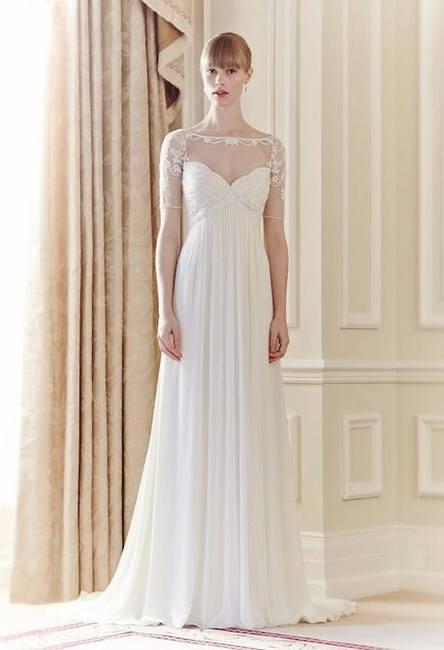 Jenny Packham - свадебные платья весна 2014