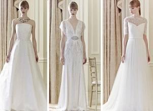 Jenny Packham — свадебные платья весна 2017