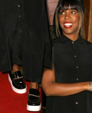 Обувь Келли Роуленд: хит или нет?