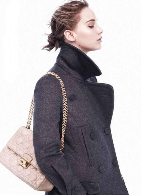 Дженнифер Лоуренс в кампании Dior