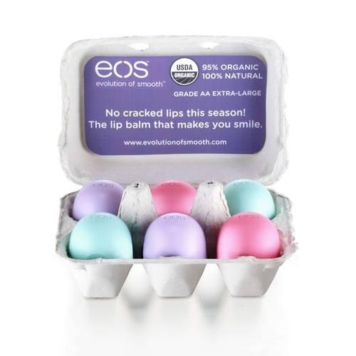 Eos - бальзам для губ, который полюбили знаменитости