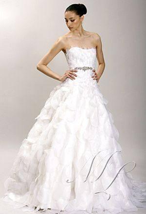 Свадебное платье Хайди Монтаг