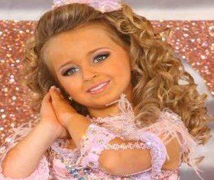 Запрет на детские конкурсы красоты
