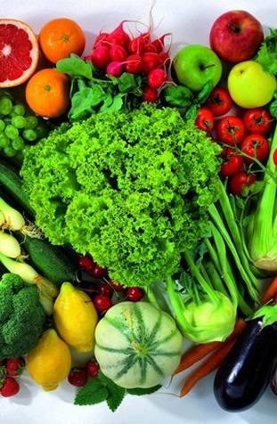 Модные вегетарианские диеты