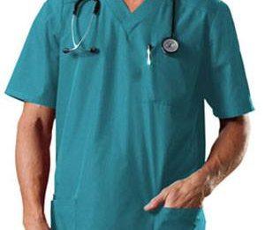 Модная одежда для медиков