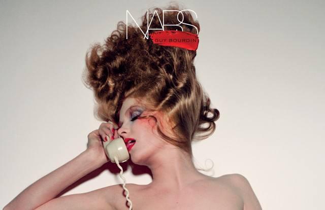 NARS - ограниченный тираж Guy Bourdin Collection