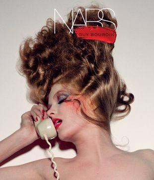 NARS — ограниченный тираж Guy Bourdin Collection