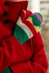 Модные перчатки своими руками