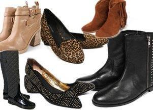 Обувь из осенней коллекции Reserved