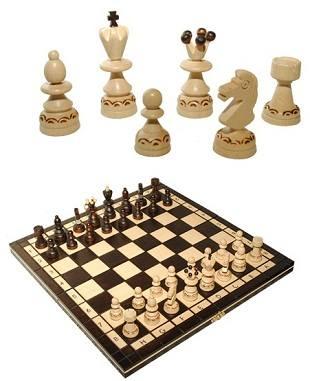Подарочные шахматы для настоящих мужчин от Daru