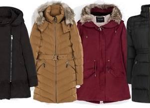 Zara — обзор женских и мужских пуховиков на зиму
