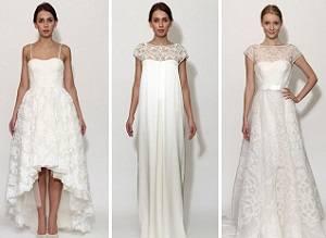 Оригинальные свадебные платья Temperley —